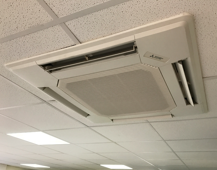 Air Conditioning installed by Proici