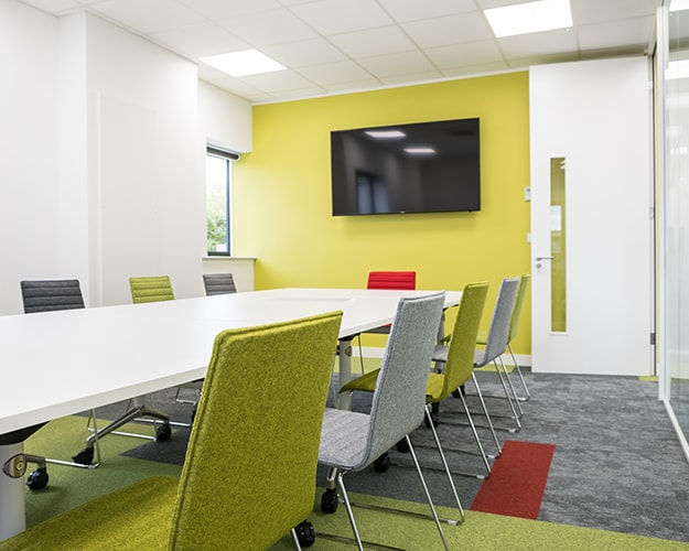 Proici Showroom - Meeting Room and Board Room Mobile