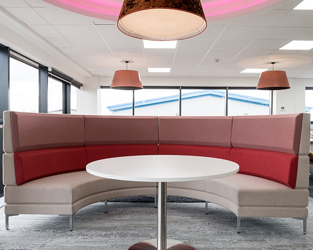 Proici Showroom - Soft Seating Smaller