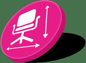 Proici Fit-Out Service Badge