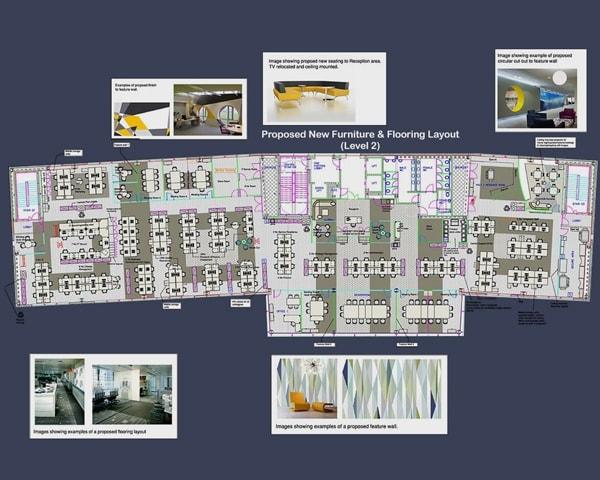 Office Design Architecture Interior