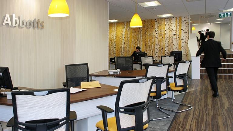 nationwide estate agent design and refurbishment proici